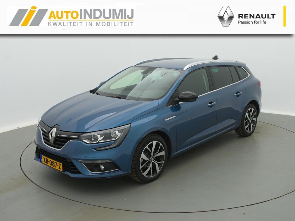 Renault Mégane Estate tce 140 edc automaat limited / demo