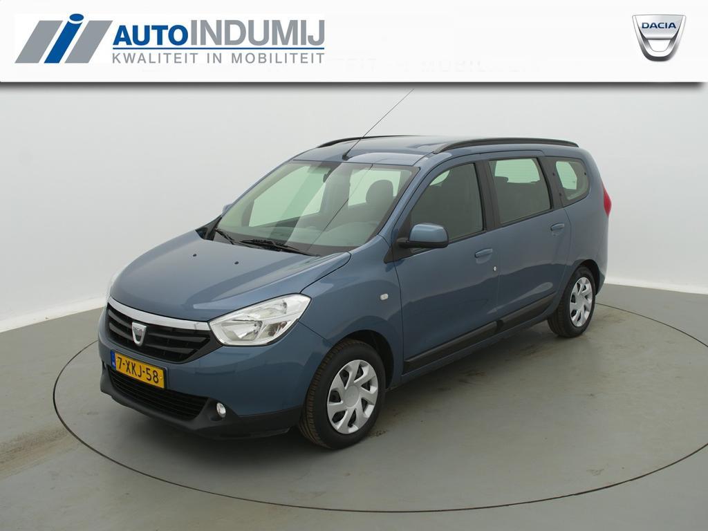 Dacia Lodgy Tce 115 lauréate 7p. / navigatie / parkeersensoren achter!