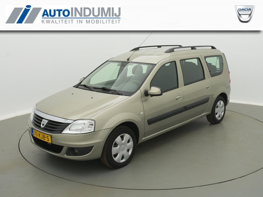 Dacia Logan Mcv 1.6-16v lauréate 7p. / airco / radio!