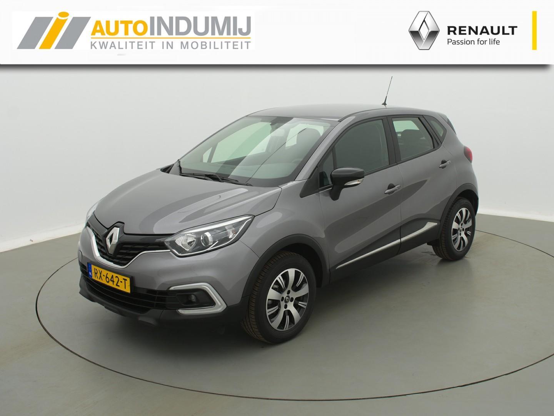 Renault Captur Tce 90 zen / airco / navigatie!