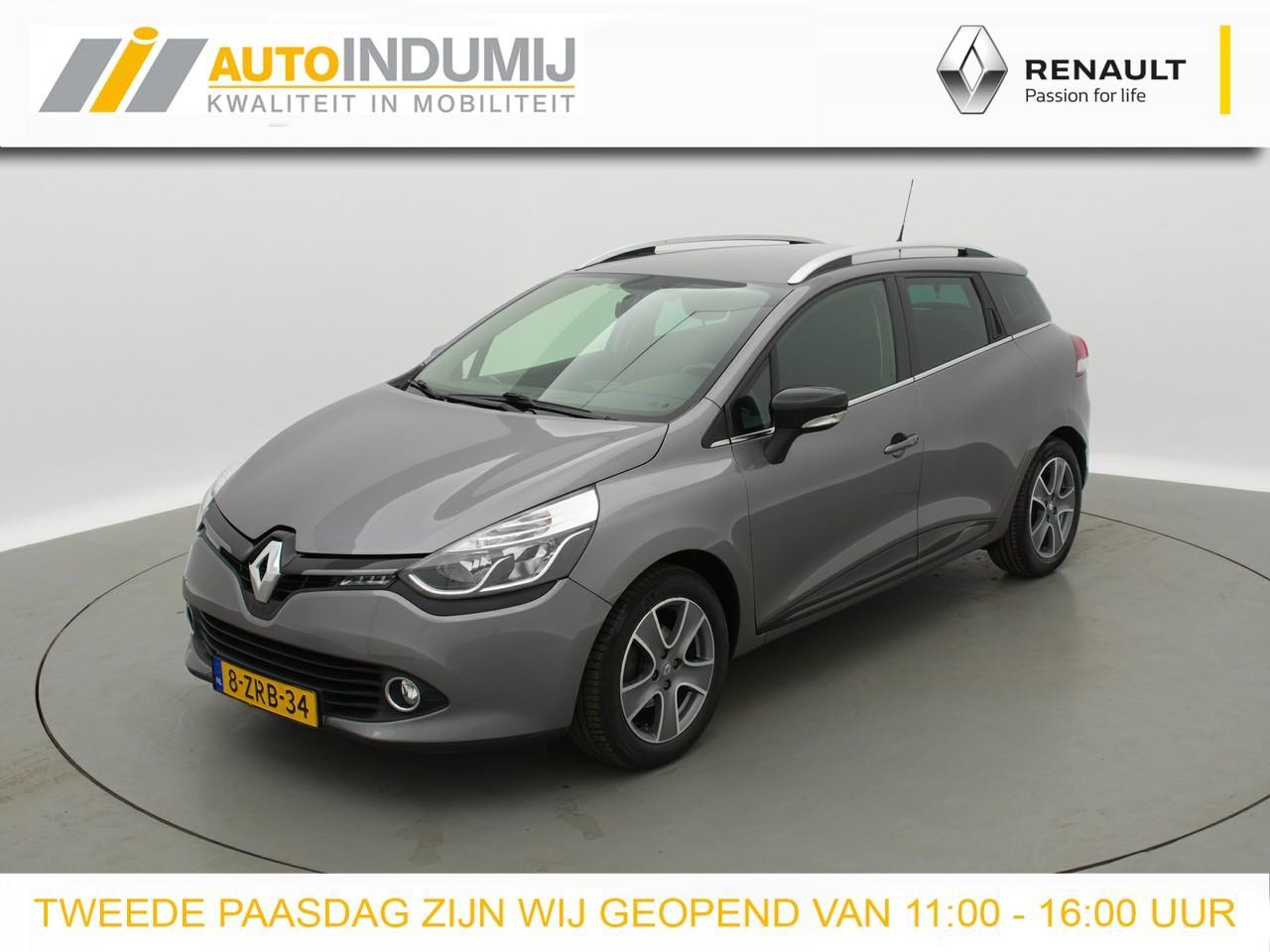 Renault Clio Estate tce 90 night&day / navigatie / parkeersensoren achter!
