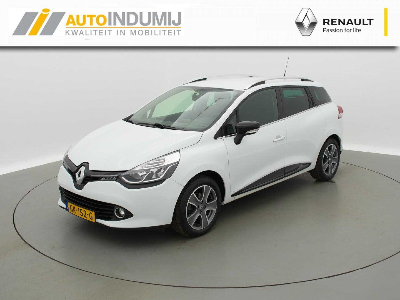 Renault Clio Estate tce 90 night&day / navigatie / parkeersensoren + camera achter!