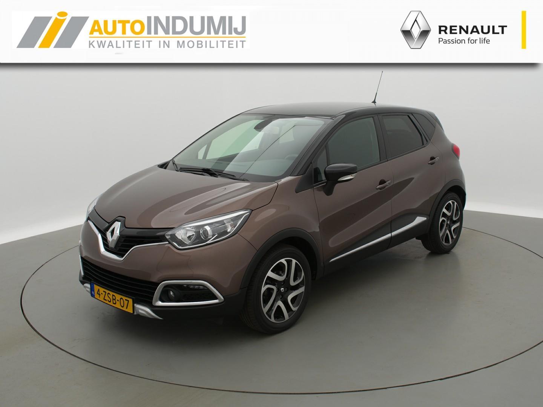 Renault Captur Tce 90 helly hansen / navigatie / parkeersensoren achter!
