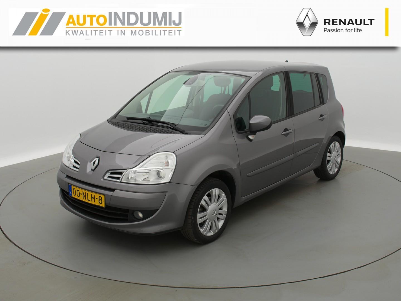 Renault Grand modus 1.6-16v exception automaat / climate control / parkeersensoren achter!