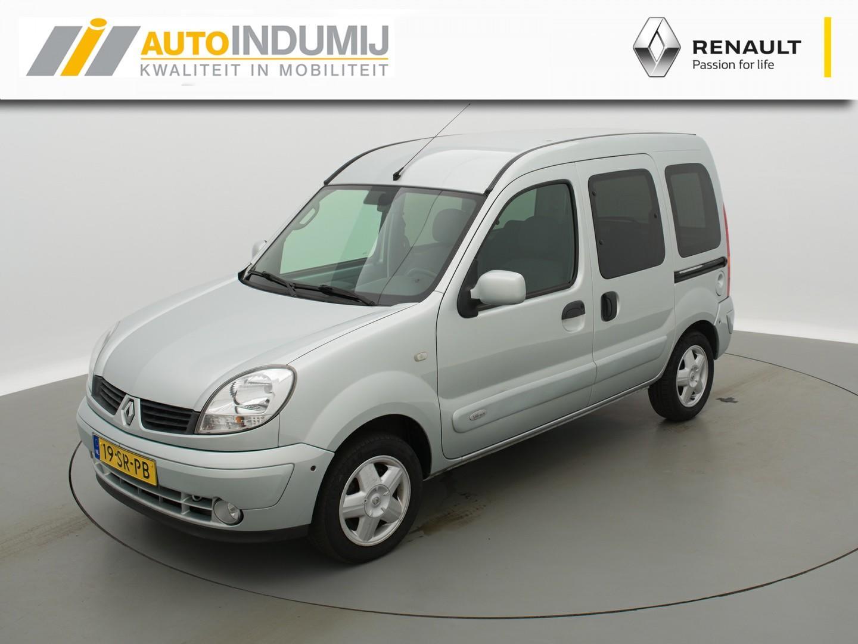 Renault Kangoo 1.6-16v privilège airco / radio cd speler