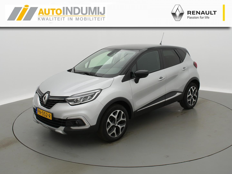 Renault Captur Tce 90 intens / navigatie / parkeersensoren + camera achter!