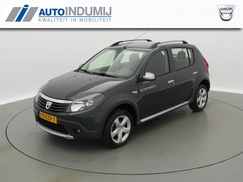 Dacia Sandero 1.6 stepway / airco / radio cd / lm velgen!