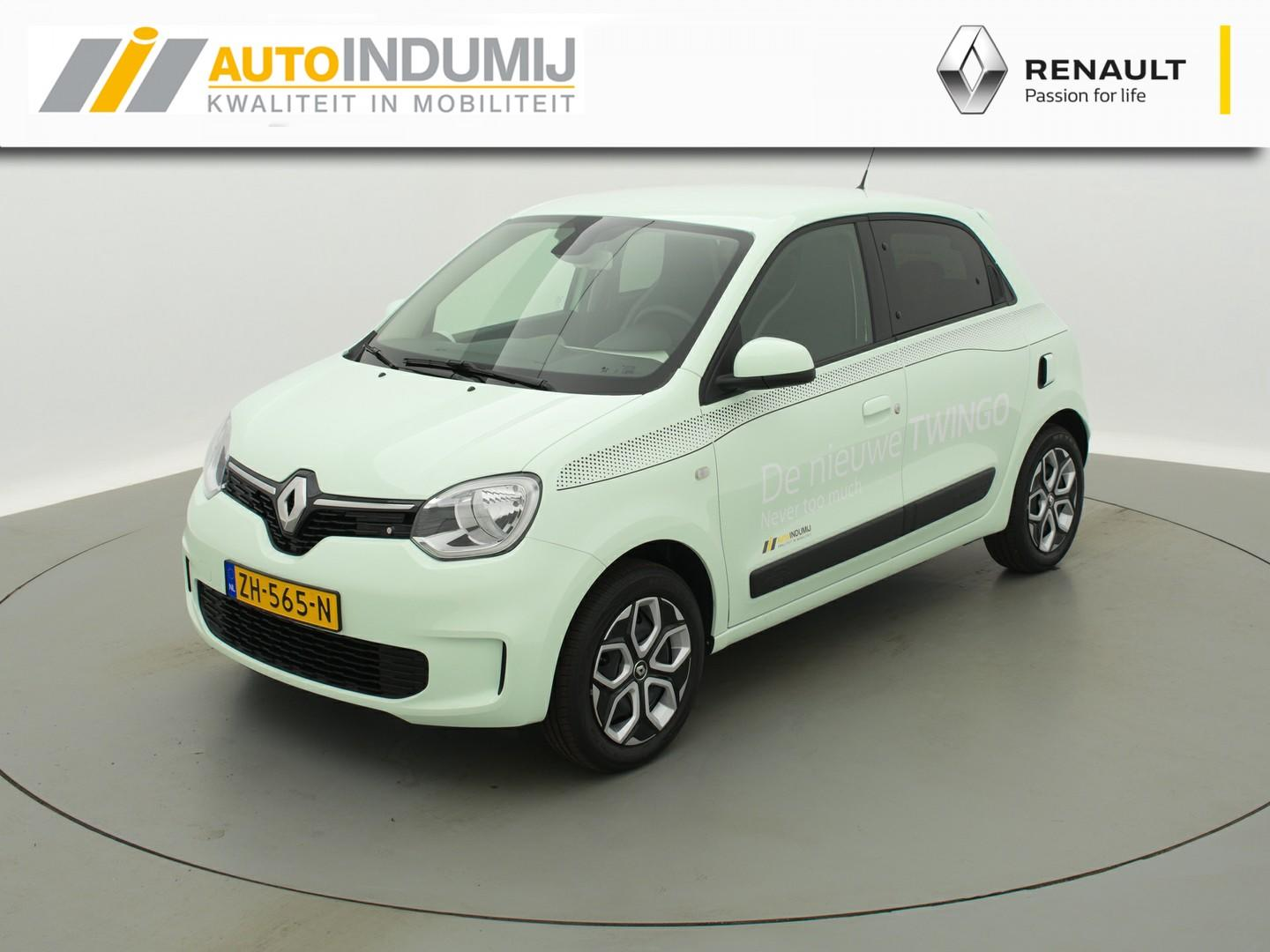 Renault Twingo Sce 75 collection / demo!