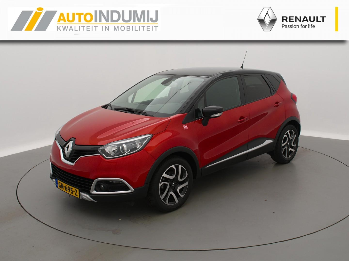 Renault Captur Tce 120 automaat helly hansen / navi / camera / climate control