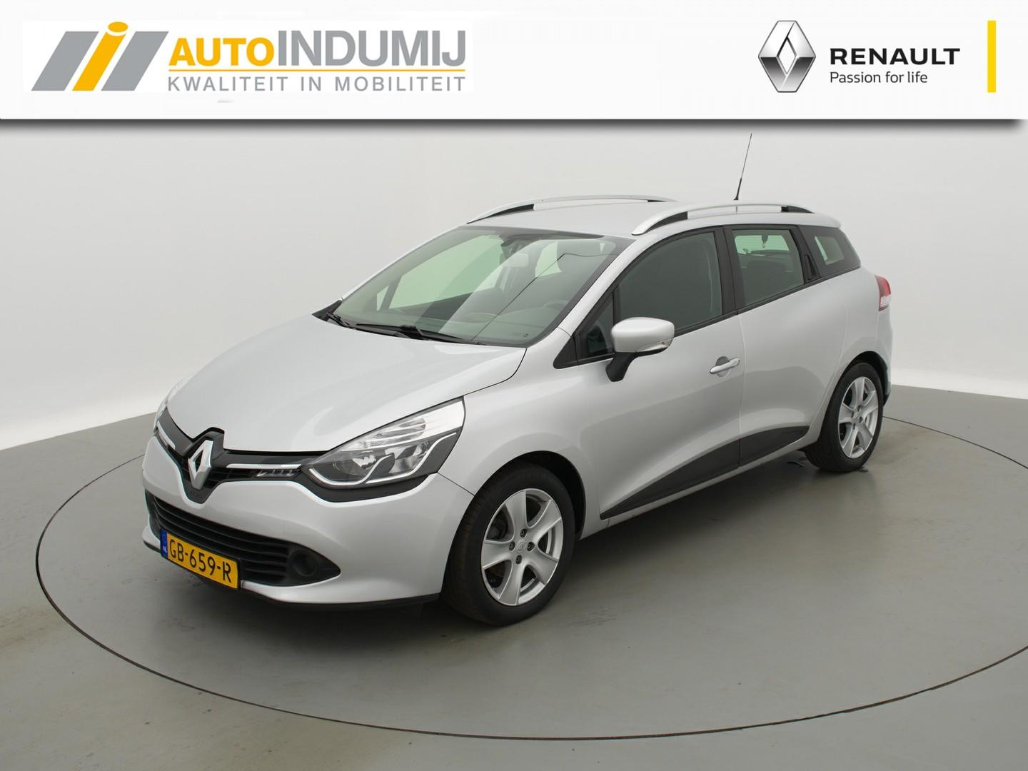 Renault Clio Estate tce 90 expression / navigatie / airco / trekhaak!