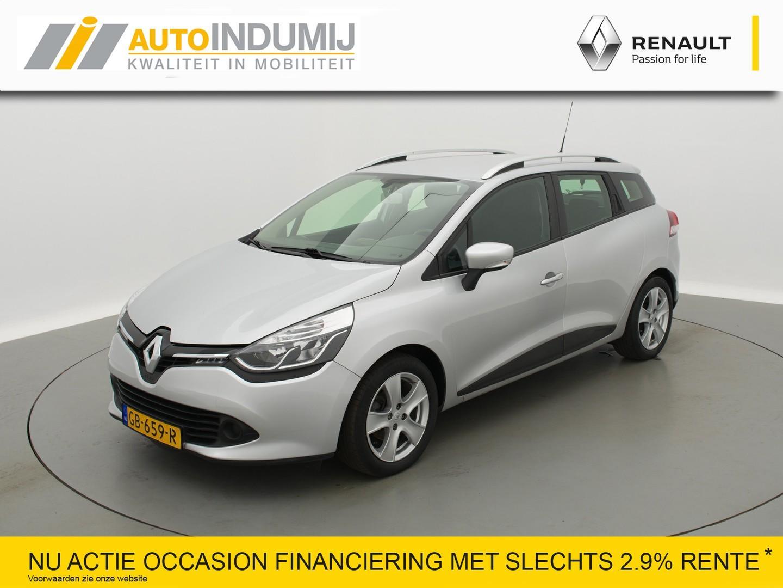 Renault Clio Estate tce 90 expression / navigatie / airco / trekhaak!