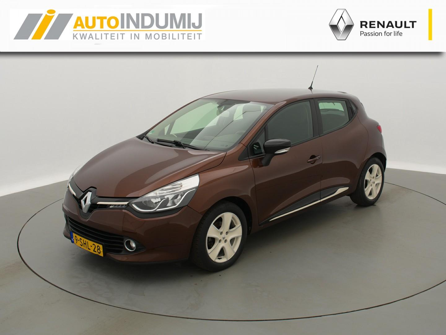 Renault Clio Tce 90 expression / navigatie / airco!