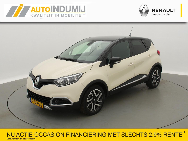 Renault Captur Tce 120 edc automaat helly hansen / parkeersensoren + camera achter!