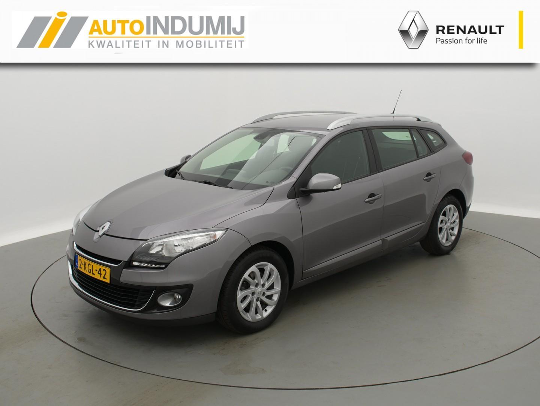 Renault Mégane Estate dci 110 collection / navigatie / climate control / trekhaak!