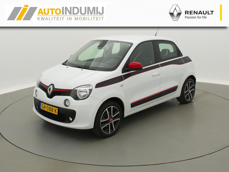 Renault Twingo Tce 90 dynamique r-link navigatie / parkeersensoren met camera
