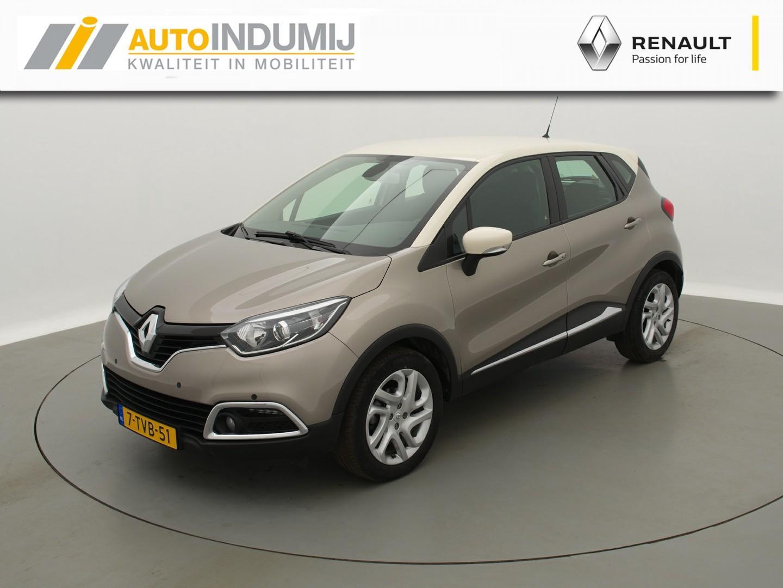 Renault Captur Tce 90 dynamique / alarm / parkeersensoren + camera achter!
