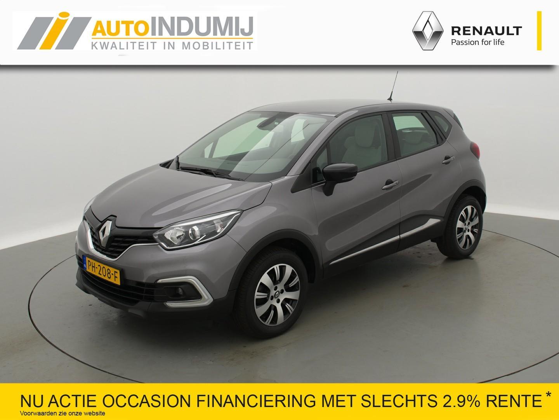 Renault Captur Tce 90 zen / navigatie / parkeersensoren achter / climate control!