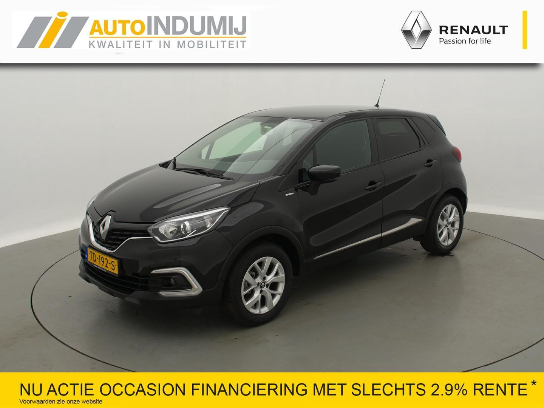 Renault Captur Tce 90 limited / navigatie / parkeersensoren achter!
