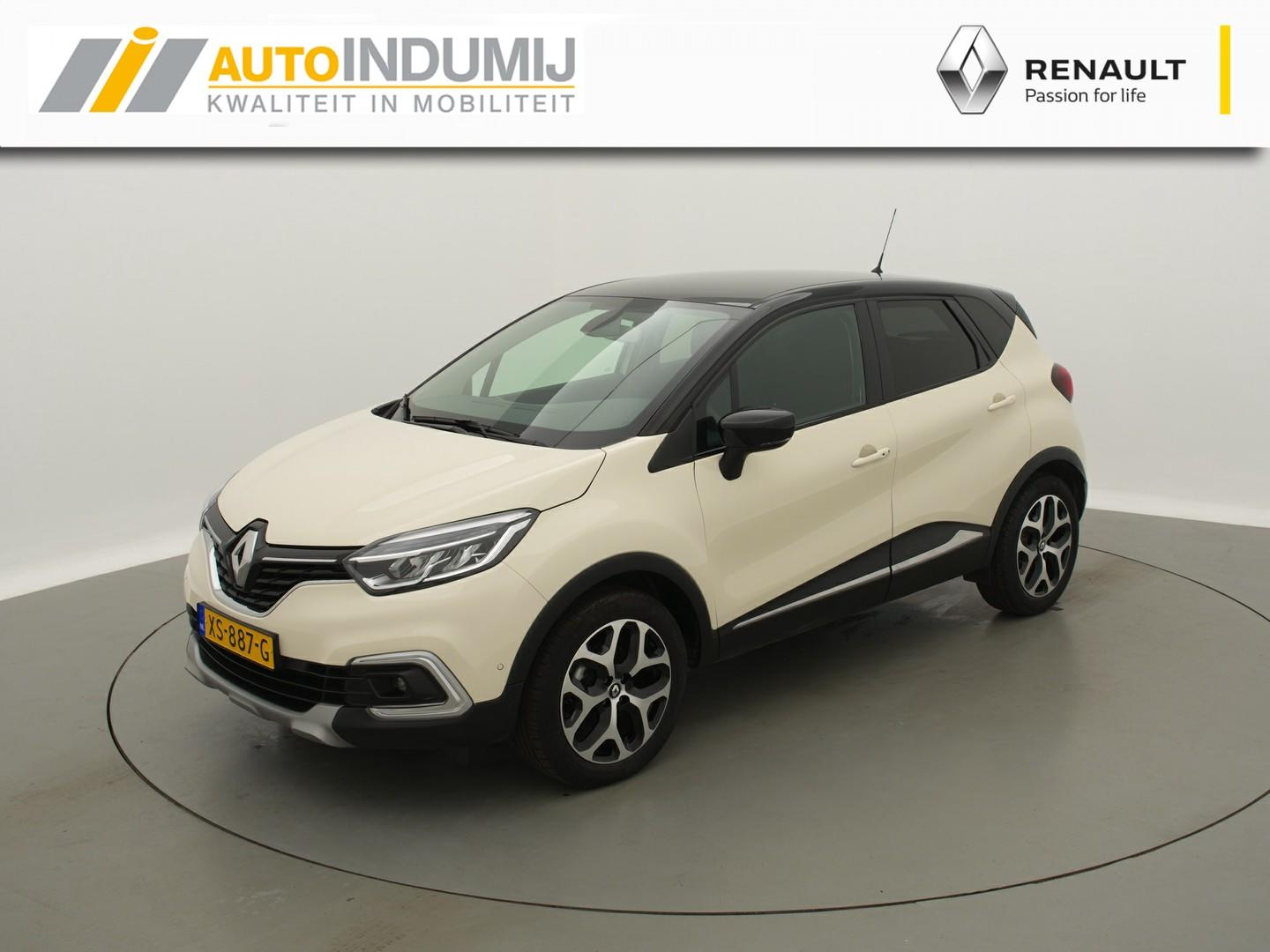 Renault Captur Tce 150 edc automaat intens / easy life pack!