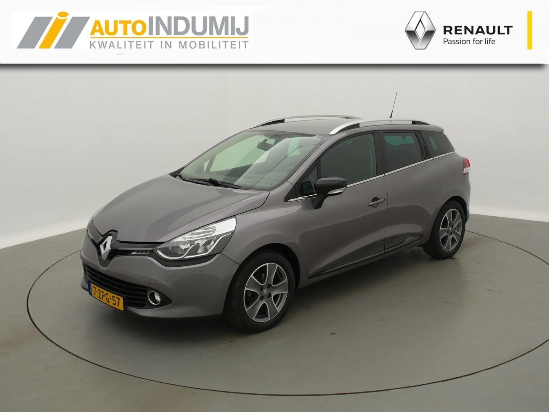 Renault Clio Estate dci 90 night&day / navigatie / parkeersensoren achter / trekhaak!