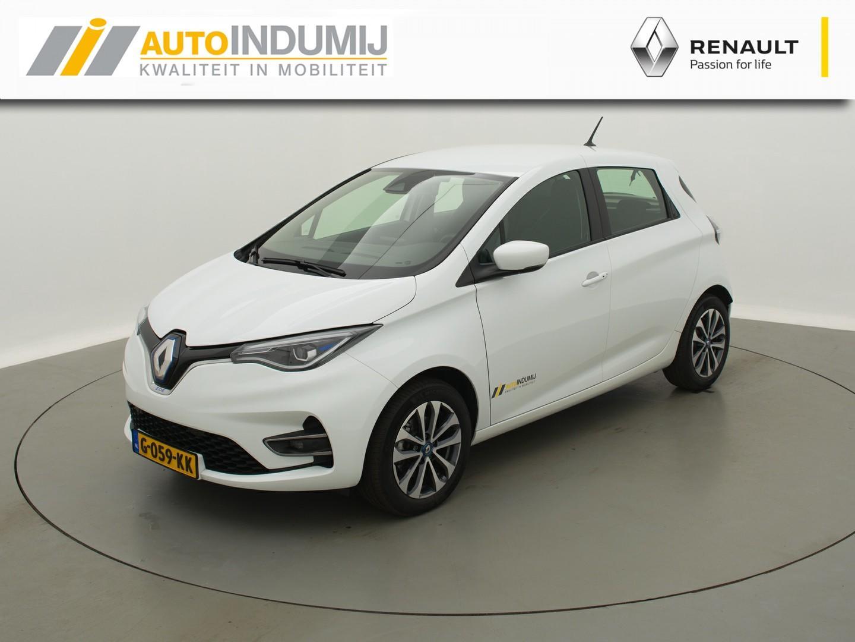 Renault Zoe R135 zen 50 incl. batterij / demo!