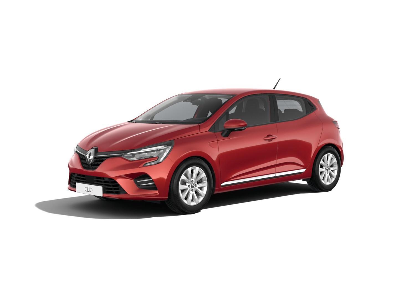 Renault Clio 1.0 tce 100pk bi-fuel zen lpg en benzine