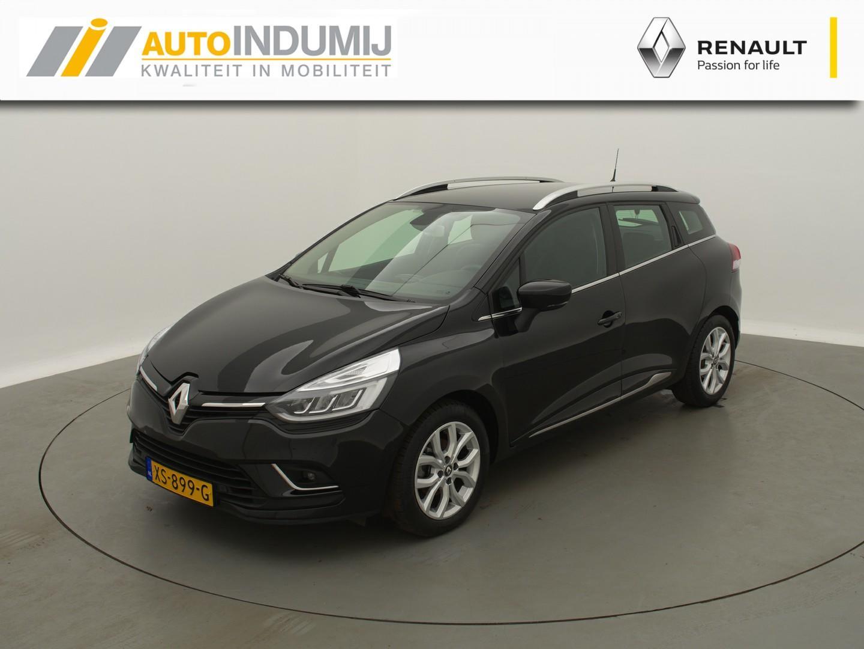 Renault Clio Estate tce 90 intens / parkeersensoren rondom + camera achter!