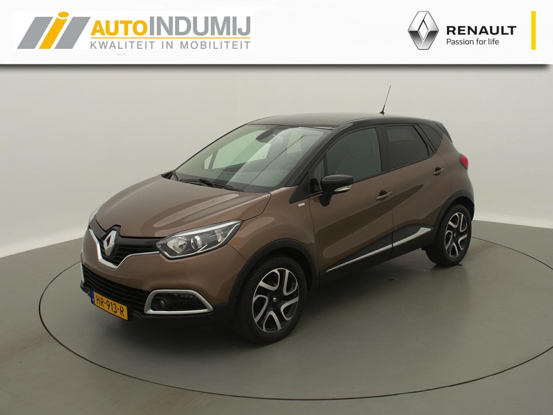 Renault Captur Tce 90 barista / stoelverwarming / parkeersensoren + camera achter!
