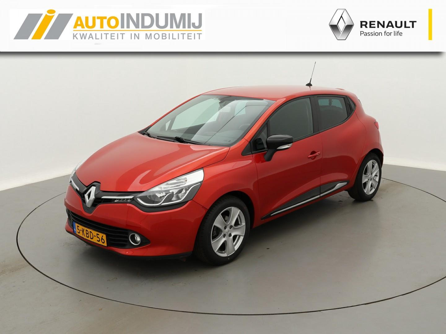 Renault Clio Tce 90 collection / airco / navigatie!