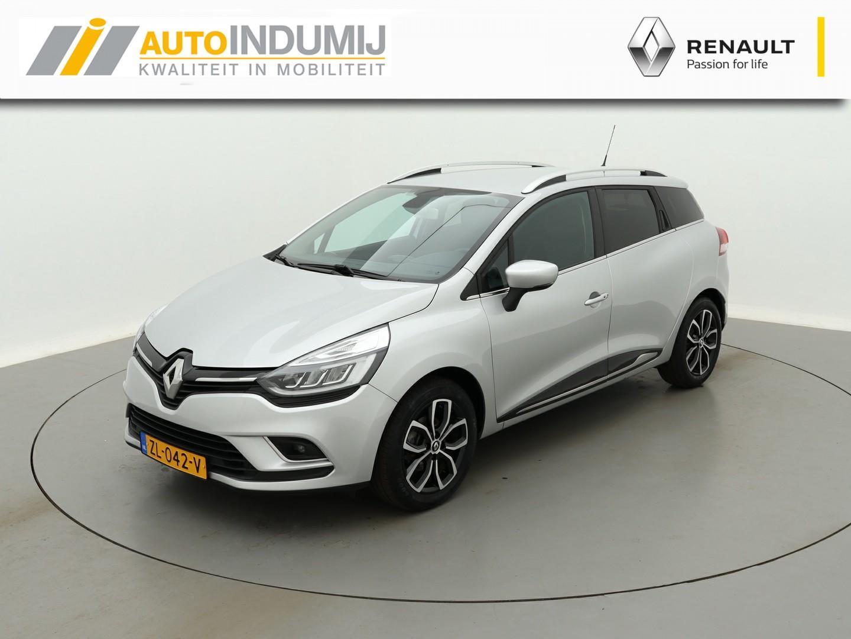 Renault Clio Estate tce 90 intens / navigatie / parkeersensoren achter!