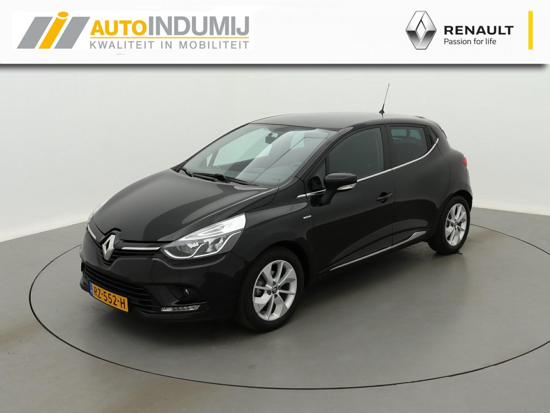 Renault Clio Tce 90 limited / navigatie / parkeersensoren achter!