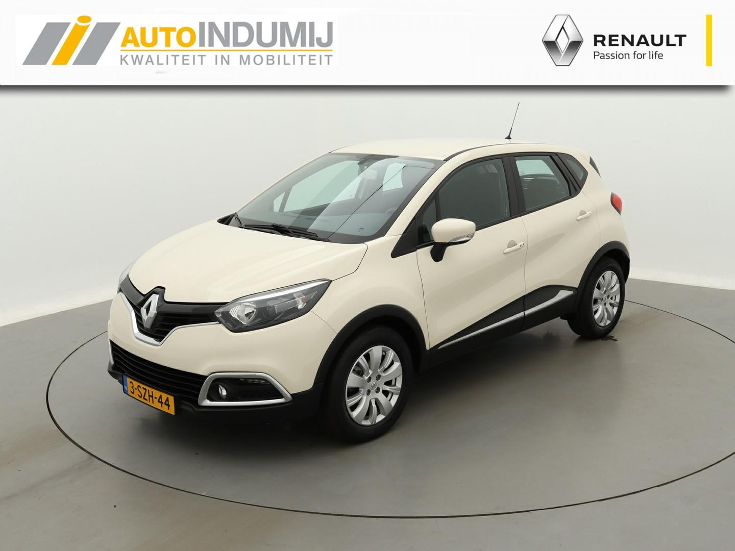 Renault Captur Tce 90 expression / airco / radio / trekhaak!