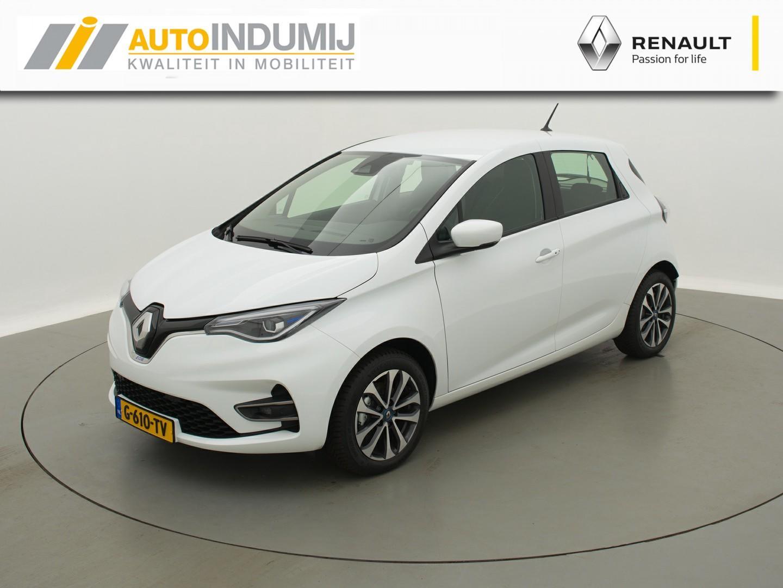 Renault Zoe R135 zen 50 accuhuur / let op! € 2000,- subsidievoordeel / demo!