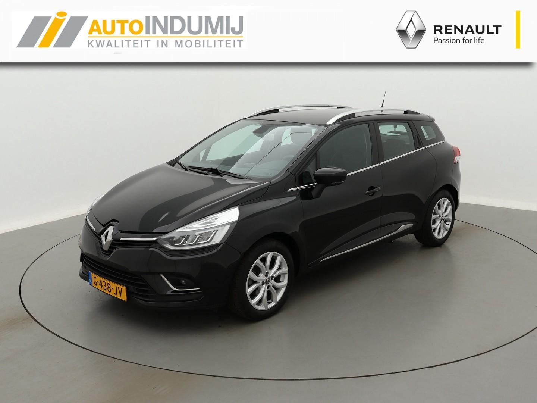 Renault Clio Estate tce 90 intens / navigatie / parkeersensoren voor en achter + camera!