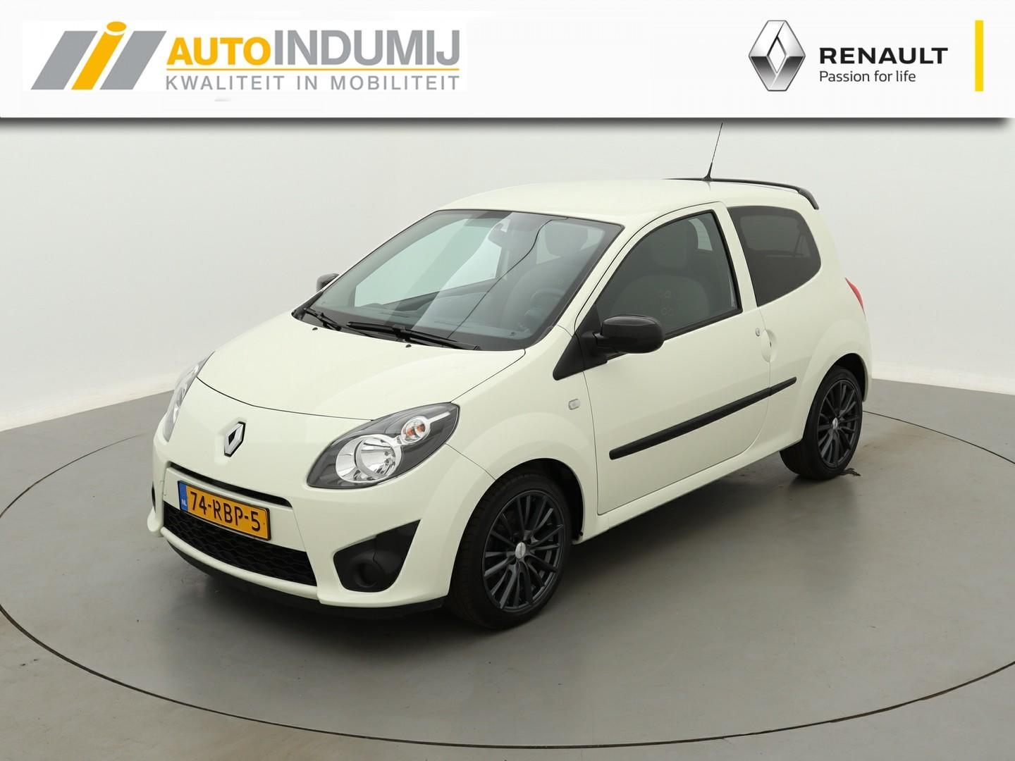 Renault Twingo 1.2-16v collection / airco / radio / lichtmetalen velgen!