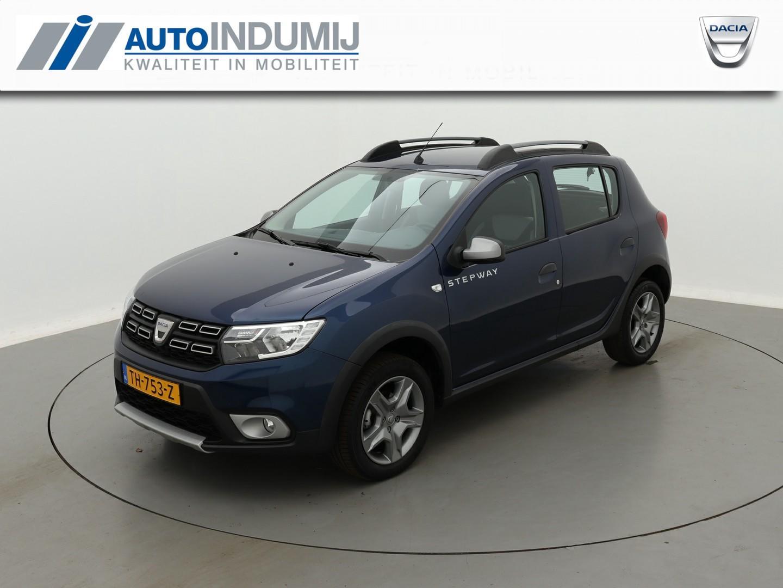 Dacia Sandero Tce 90 bi-fuel sl stepway / navigatie / parkeersensoren achter + camera!