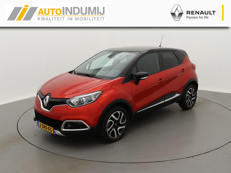 Renault Captur Tce 120 edc automaat helly hansen / navigatie / parkeersensoren + camera achter!
