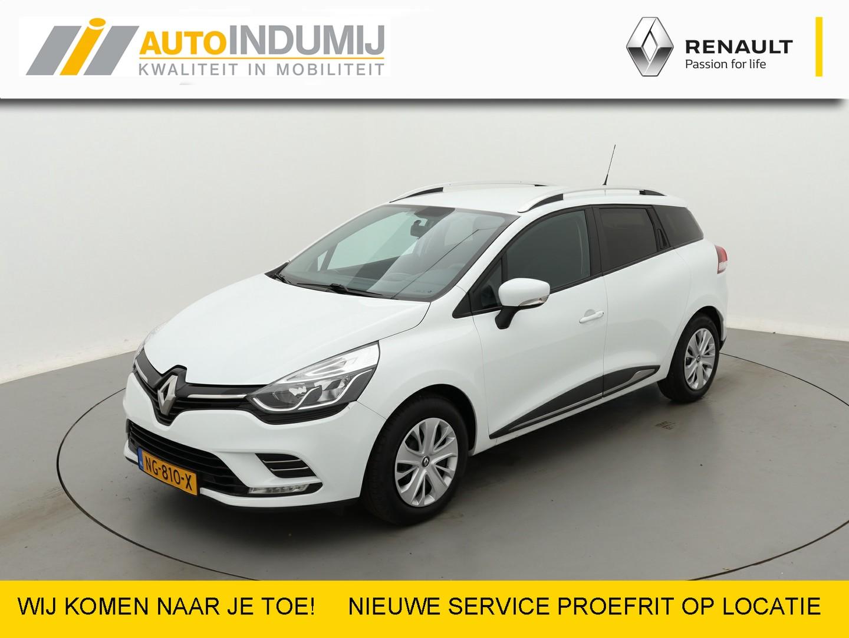 Renault Clio Estate dci 90 zen / navigatie / parkeersensoren achter / trekhaak!