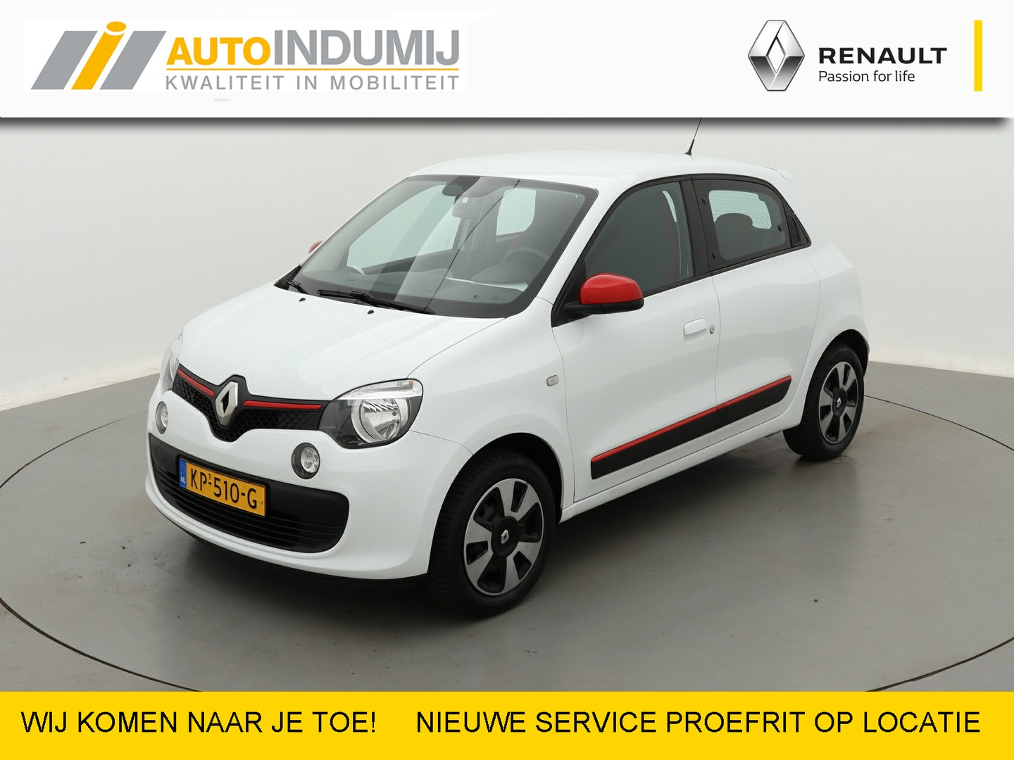 Renault Twingo Sce 70 collection / radio / airco!