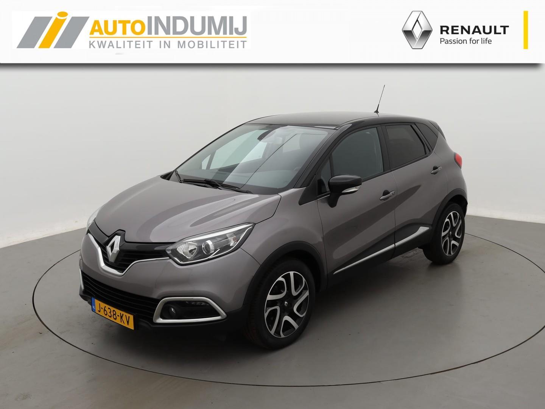 Renault Captur Tce 120 edc automaat dynamique / navigatie / stoelverwarming / parkeersensoren + camera achter!