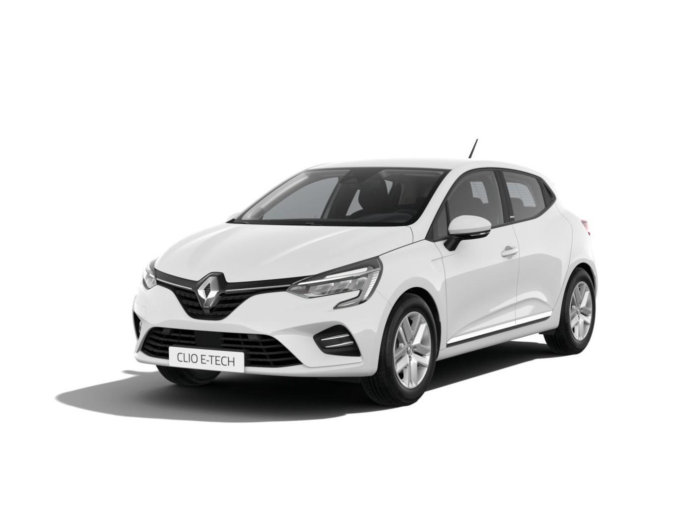 Renault Clio 1.6 hybrid business zen