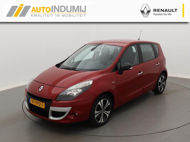 Renault Scénic Tce 130 bose / parkeersensoren + camera / trekhaak!