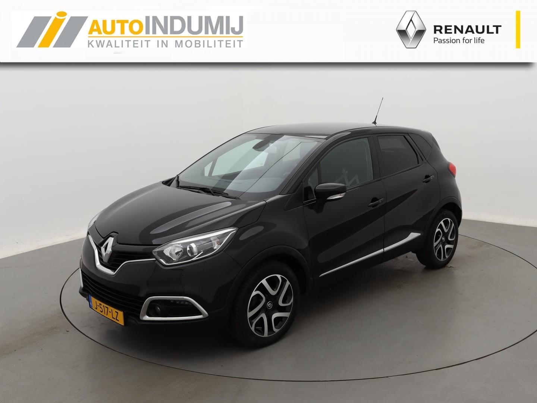 Renault Captur Tce 120 edc automaat dynamique / navigatie / parkeersensoren achter + camera / stoelverwarming!