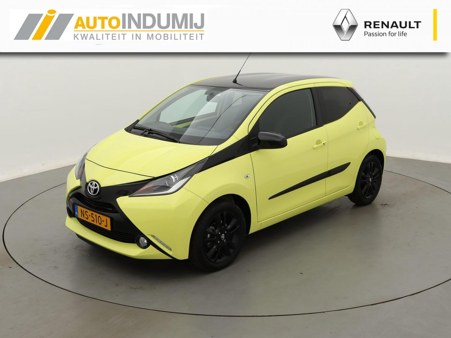 Toyota Aygo 1.0 vvt-i automaat x-cite / navigatie / climate control / camera!
