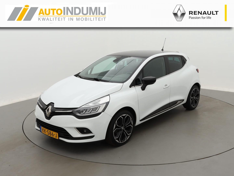 Renault Clio Tce 120 intens / 4 cilinder motor / climate control / navigatie / 17 inch lm velgen