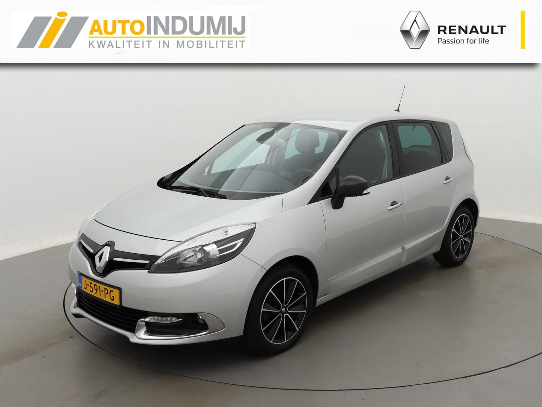 Renault Scénic Tce 115 bose / navigatie / parkeersensoren achter!