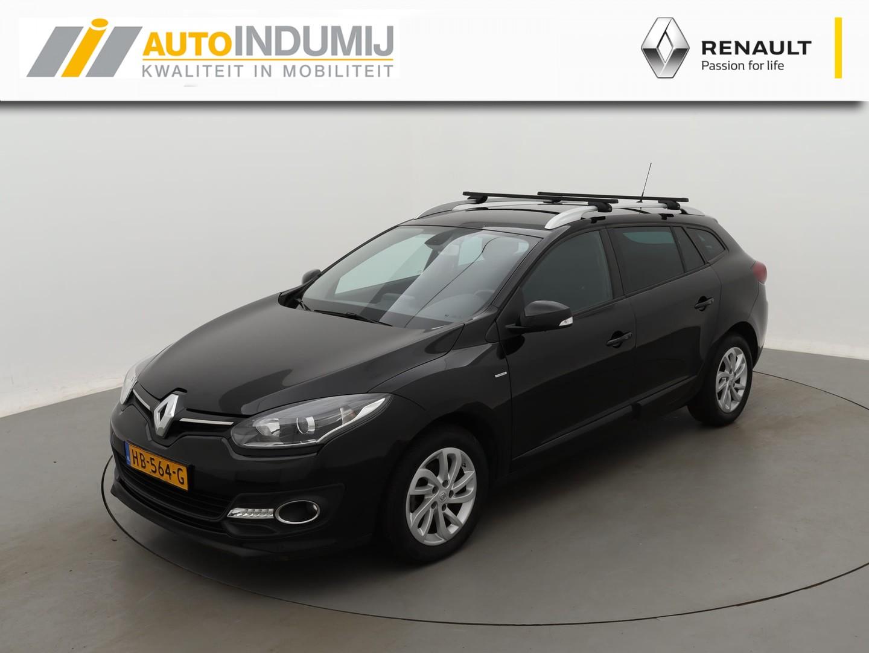 Renault Mégane Estate tce 115 limited / navigatie / parkeersensoren achter!