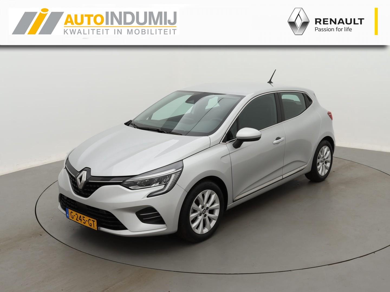 Renault Clio Tce 100 intens / navigatie / parkeersensoren achter + camera!