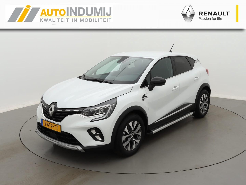 Renault Captur Tce 130 edc automaat intens / demo!
