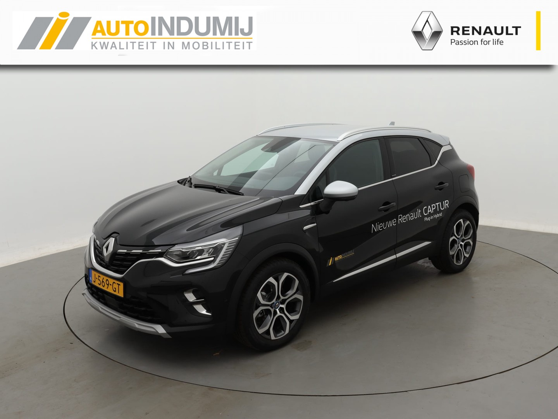 Renault Captur 1.6 plug-in hybrid edition one / demo!